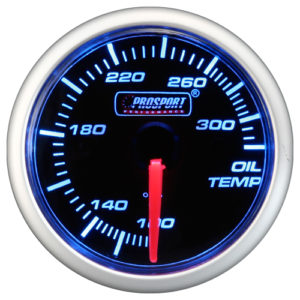 Electrical Oil Temp Gauge</br> </br> PS203
