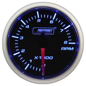 Tachometer </br>0 to 8500 R.P.M.</br> </br>PS209