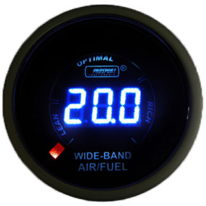 Electrical Wideband Air/Fuel Ratio Gauge Blue Only</br> </br>PS201