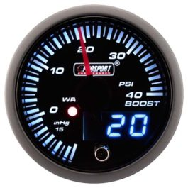 Electrical Boost Gauge</br></br></br>PS108