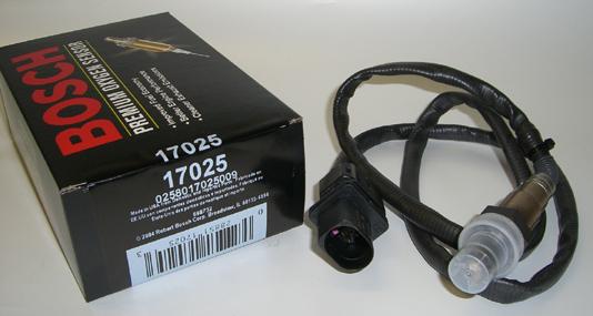 Bosch Wideband 5-wire O2 sensor-17025</br> #Bosch 17025