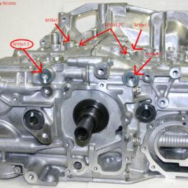 Subaru Oil Gallery Plug</br> PSNUT