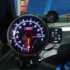 4'' Tachometer </br>0-10.000RMP LED Display w/shift-light digital & analogue display</br></br> PS302