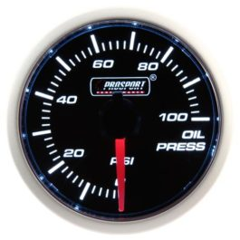 Electrical Oil Pressure Gauge</br></br>PS204BW