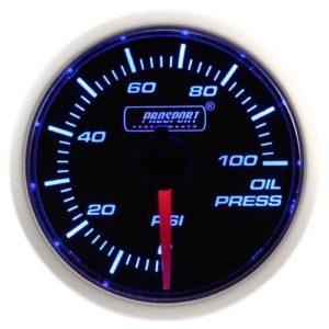 Electrical Oil Pressure Gauge</br></br>PS204BW