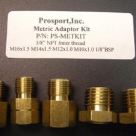 Metric Adaptor Kit</br> PS-METKIT
