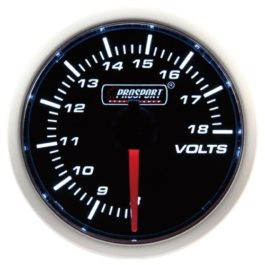 Electrical Volt Gauge</br> </br></br>PS205BW