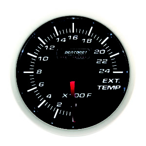 Exhaust Gas Temp Gauge</br> </br>PS407