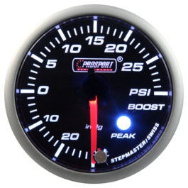 Premium Electric Boost Gauge<br/> <br/>PS708